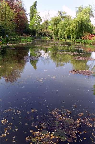 Claude Monet 's gardens