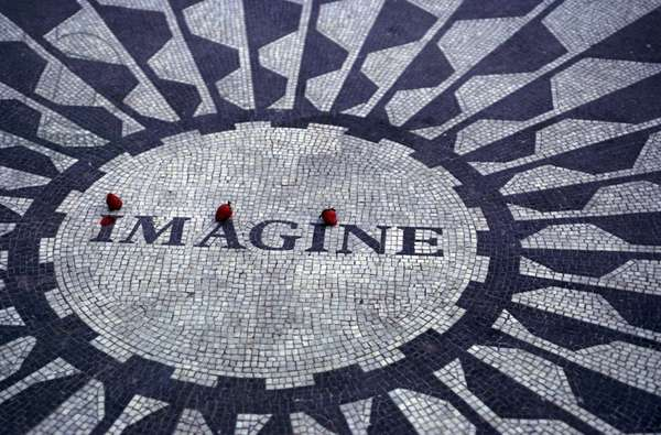 Strawberry Fields Memorial John Lennon