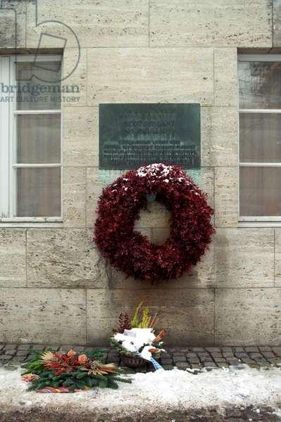 Memorial to the German Resistance