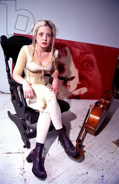 Melora Creager - cellist
