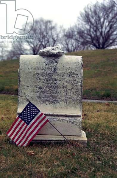 American Civil War Grave: Union Army Soldier