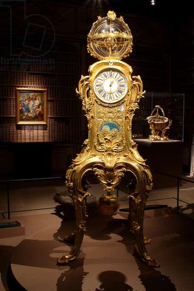 Astronomical Pendulum of Passemant, 18th century (photo)
