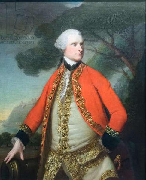 James Murray, 1765-1770, (oil on canvas)