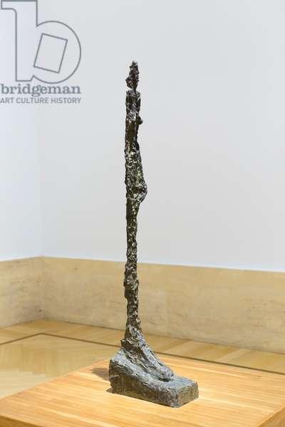 Figura, femme de Venise VI, 1956, Alberto Giacometti (sculpture)
