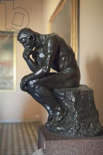 The Thinker, 1901 (bronze)
