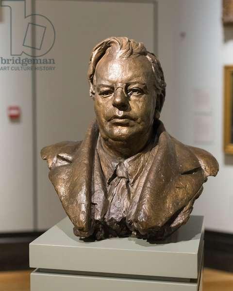 John Logie Baird, 1943, (bronze)