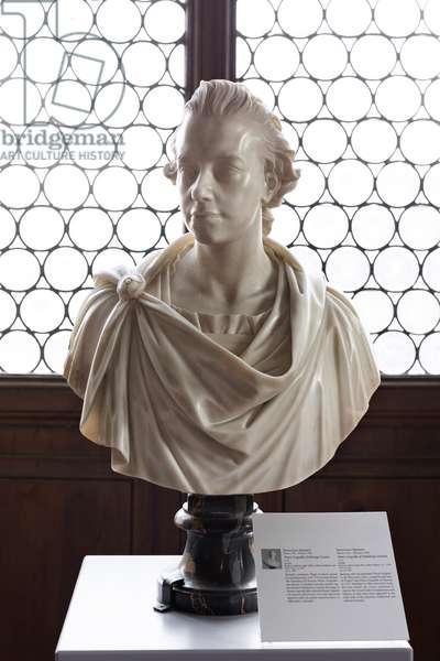 Leopold II, 1773, (marble)