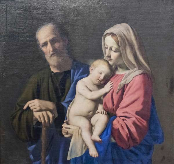 The Holy Family, (painting)