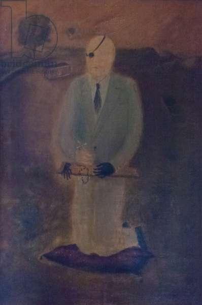 The Catholic Prince, 1929-30 (oil on panel)