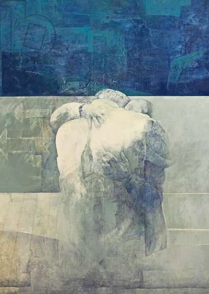 The Embrace  by Pedro Cano,1980