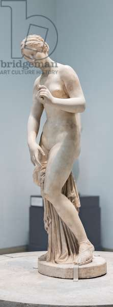 Aphrodite, roman period version of a greek original from the 4th century BC