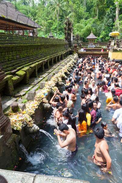 Pura Tirtha Empul, Bali, Indonesia