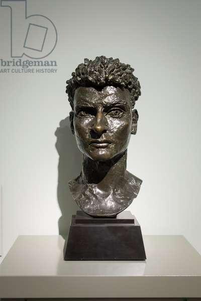 Lucian Freud, 1949 (bronze)
