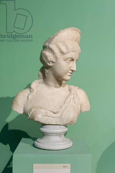 Portrait of Lucilla, AD 166-169 (parian marble)
