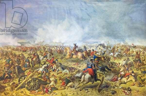 The sight of war, Franz Gaul, fine arts museum, Sa'd Abad museum complex, Tehran, Iran