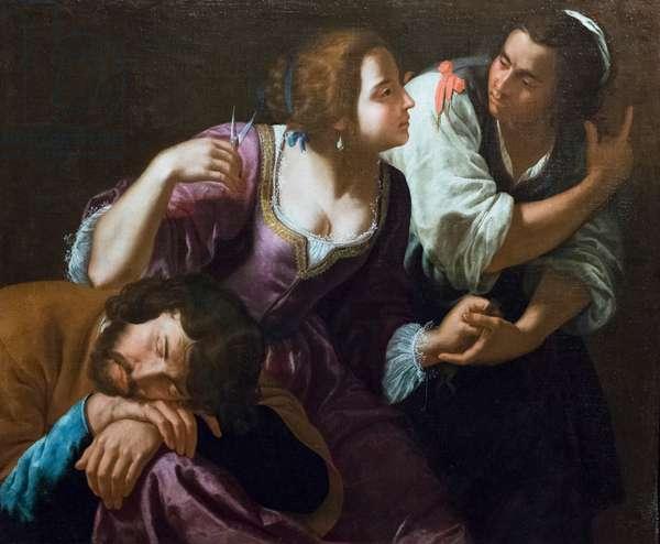 Samson and Delilah, 1630-38 circa (oil on canvas)