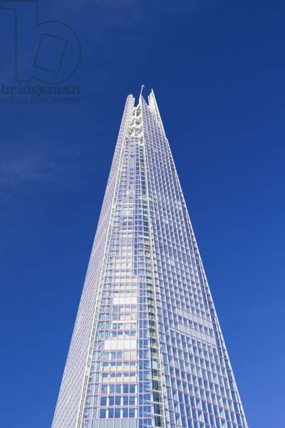 The Shard, London, UK (photo)