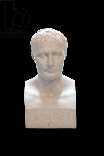 Napoleon Bonaparte, 1807, (biscuit statue)