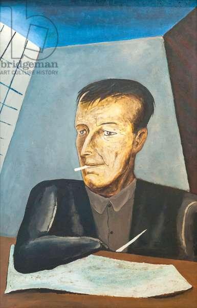 Edward Burra, 1930s (oil on board)
