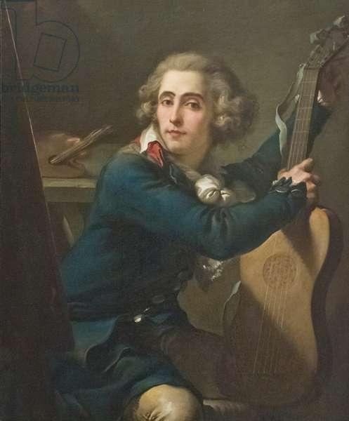 Self portrait, 1785 circa