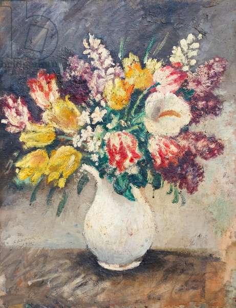 Fiori, 1930, Felice Carena (painting)