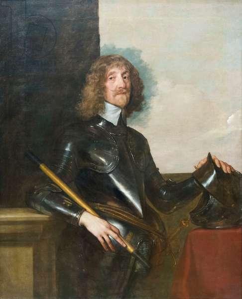 Sir Edmund Verney, 1640 circa, (oil on canvas)
