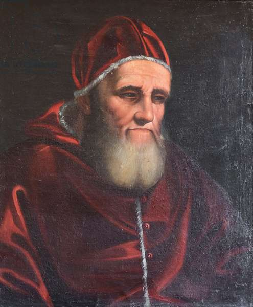 Portrait of Pope Julius II