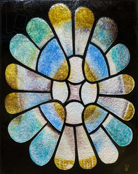 Untitled (stained glass)