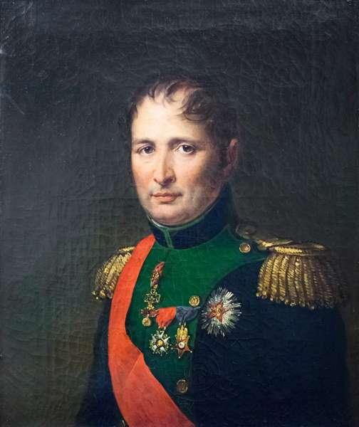 Joseph Bonaparte, 1811, (oil on canvas)