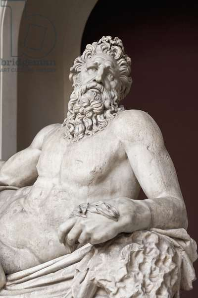 The Tigris or Arno (marble)