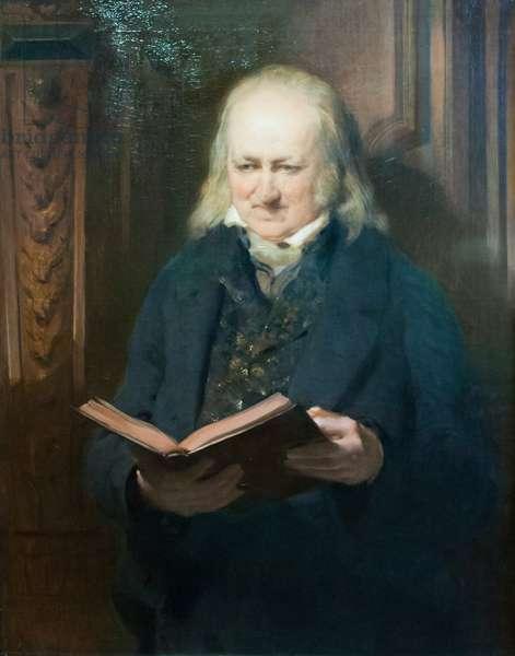 John George Landseer, c.1848 (oil on canvas)