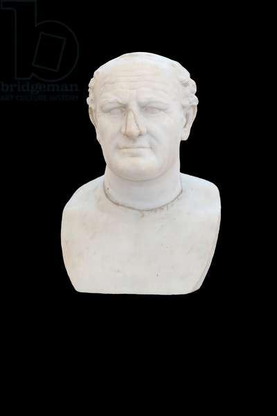 Vespasian, modern version of the 17th century (marble)