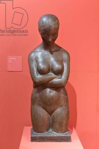 Malice, 1950, (bronze)