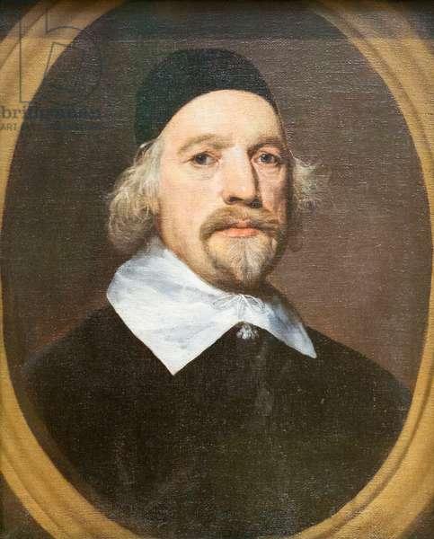 Sir Edward Nicholas, c.1645 (oil on canvas)