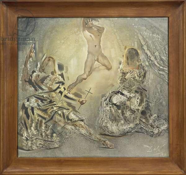 The Trinity, 1960 (oil on canvas)