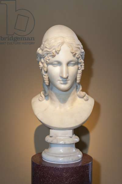 Helen of Troy, after 1812 (marble)