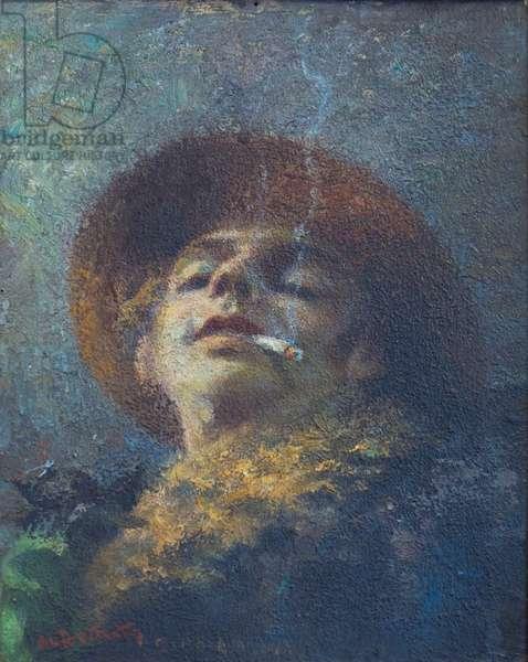 Self portrait, 1934, (painting)