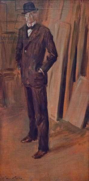 Walter Richard Sickert, 1894 (oil on canvas)