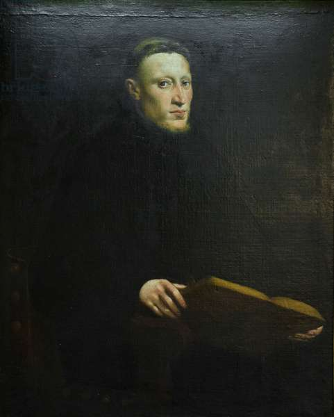 Portrait of Onofrio Panvinio
