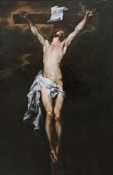 Crucifixion, 1621-25, Antoine van Dyck (oil on canvas)