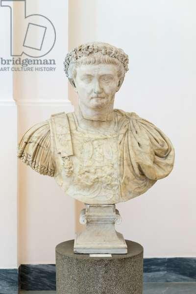 Tiberius, c. 40 AD (marble)