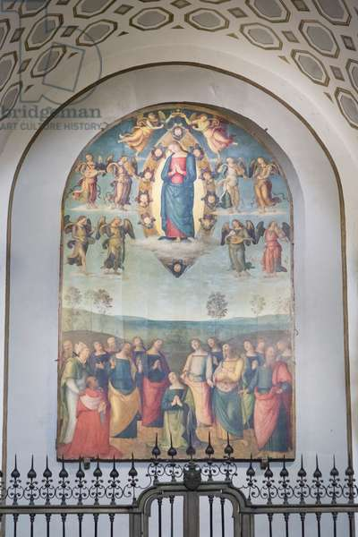 Altar of the Assumption of the Virgin, 1506 (tempera on wood)