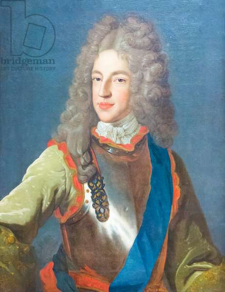 Prince James Francis Edward Stuart, c.1712 (oil on canvas)