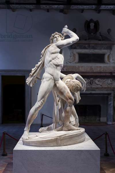 Ludovisi Gaul, Gaul killing himself and his wife, Boncompagni Ludovisi collection, National Roman Museum, Palazzo Altemps, Rome, Italy