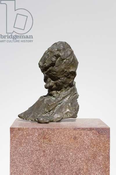 Lo scaccino, 1883, Medardo Rosso (sculpture)