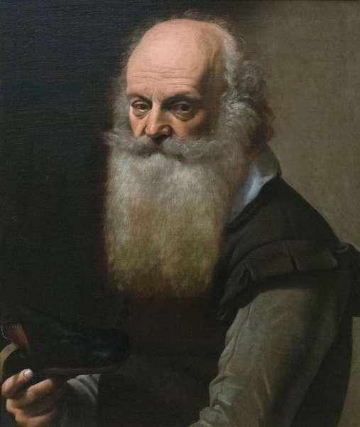 Portrait of Vincenzo Grassi, 1620 circa, Bartolomeo Schedoni (oil on canvas)