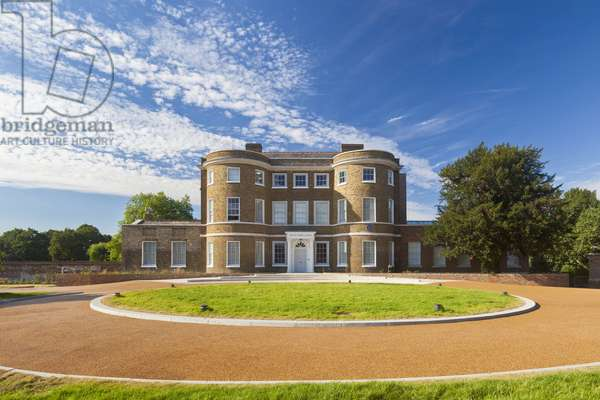 William Morris House and Museum in Walthamstow, London (photo)