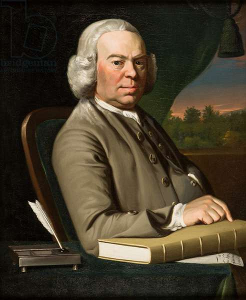 John Scollay, 1760 (oil on canvas)