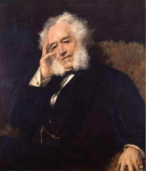 General James Watson Webb, 1880 (oil on canvas)