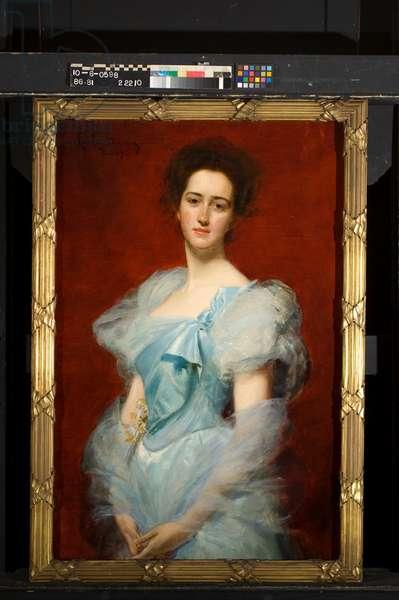 Emily Vanderbilt Sloane Hammond, 1894 (oil on canvas)